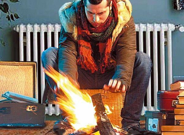 Если в квартире холодно. Перерасчет за тепло.