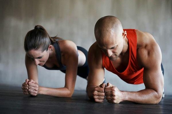Интенсивные тренировки для ускорения метаболизма