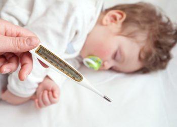 Простуда. Симптомы заболевания ребенка.
